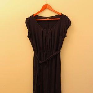 Asos Navy Maternity Dress - Size M
